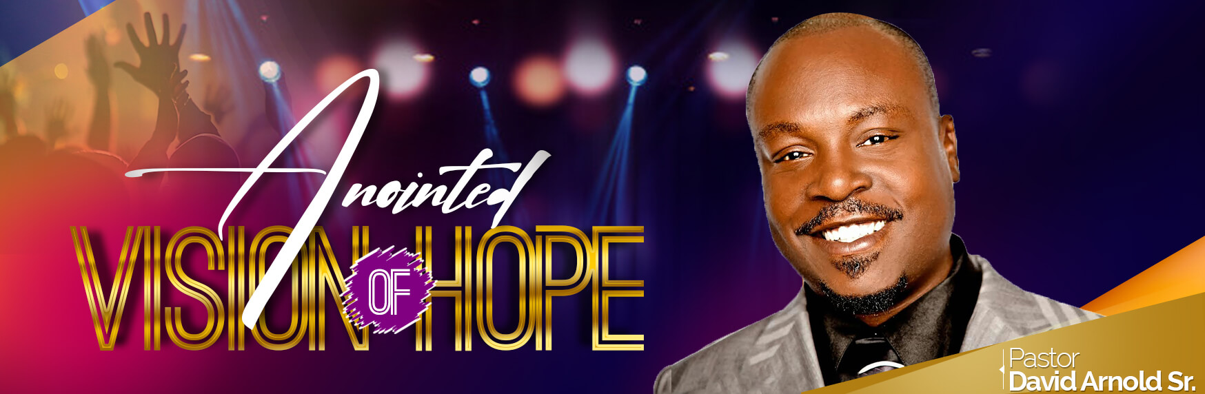 Anointed Vision of Hope Banner
